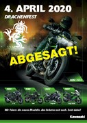 Motorrad Termin Drachenfest 2020
