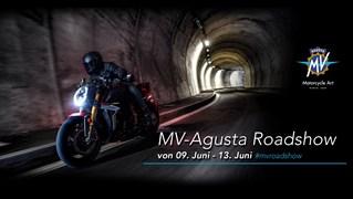 Motorrad Termin MV Agusta NÖ Roadshow