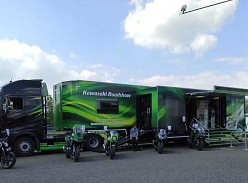 Kawasaki Truck 2020