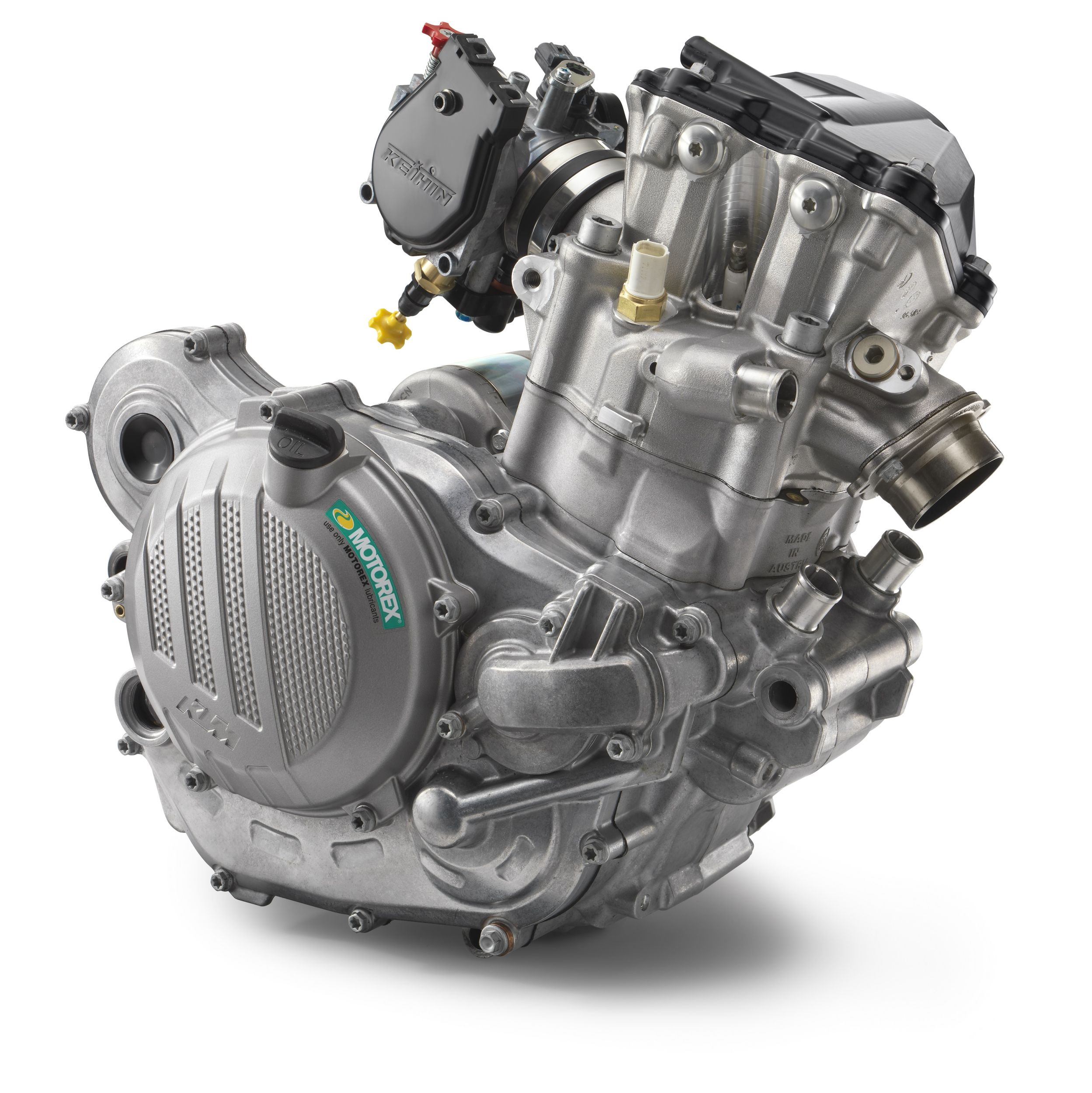 KTM 450 EXC-F - All technical Data of the Model 450 EXC-F
