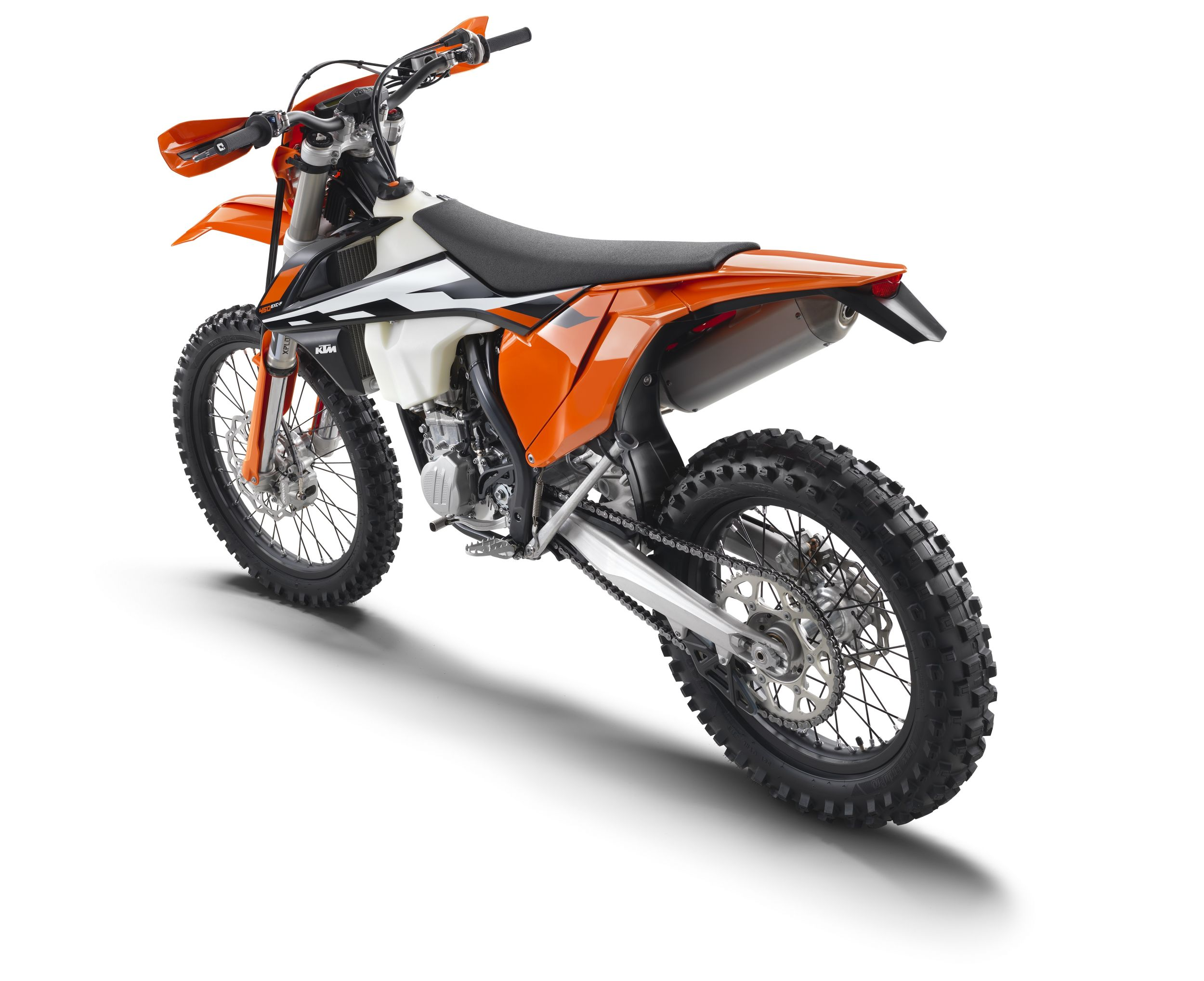 KTM 450 EXC-F - All technical Data of the Model 450 EXC-F from KTM
