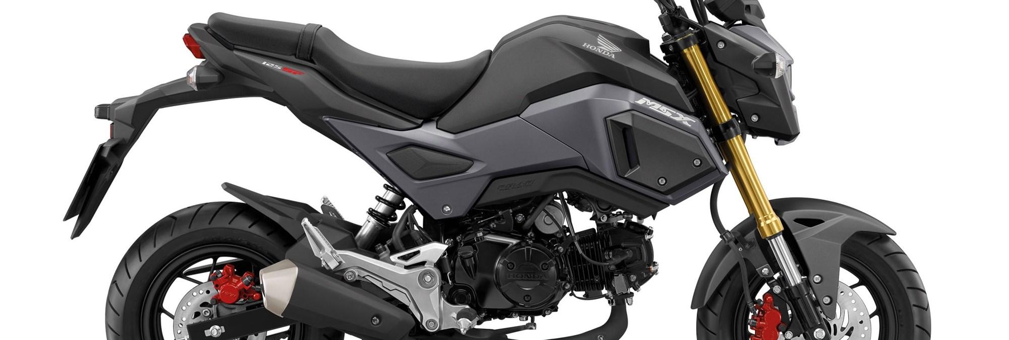 Honda MSX 125 - Alle technischen Daten zum Modell MSX 125 von Honda
