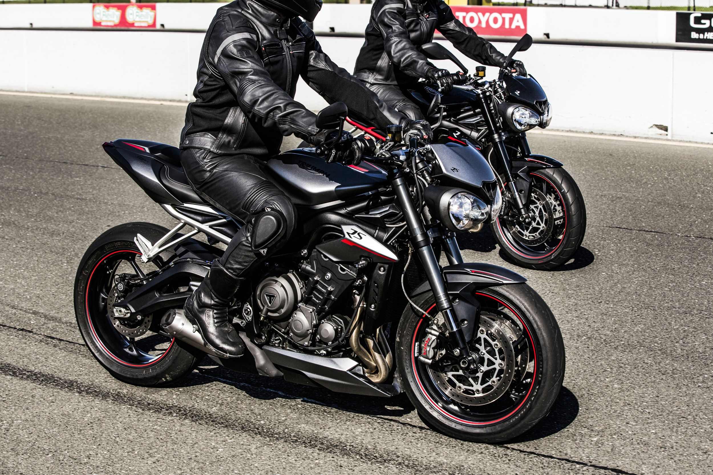 Triumph Street Triple Rs All Technical Data Of The Model Street