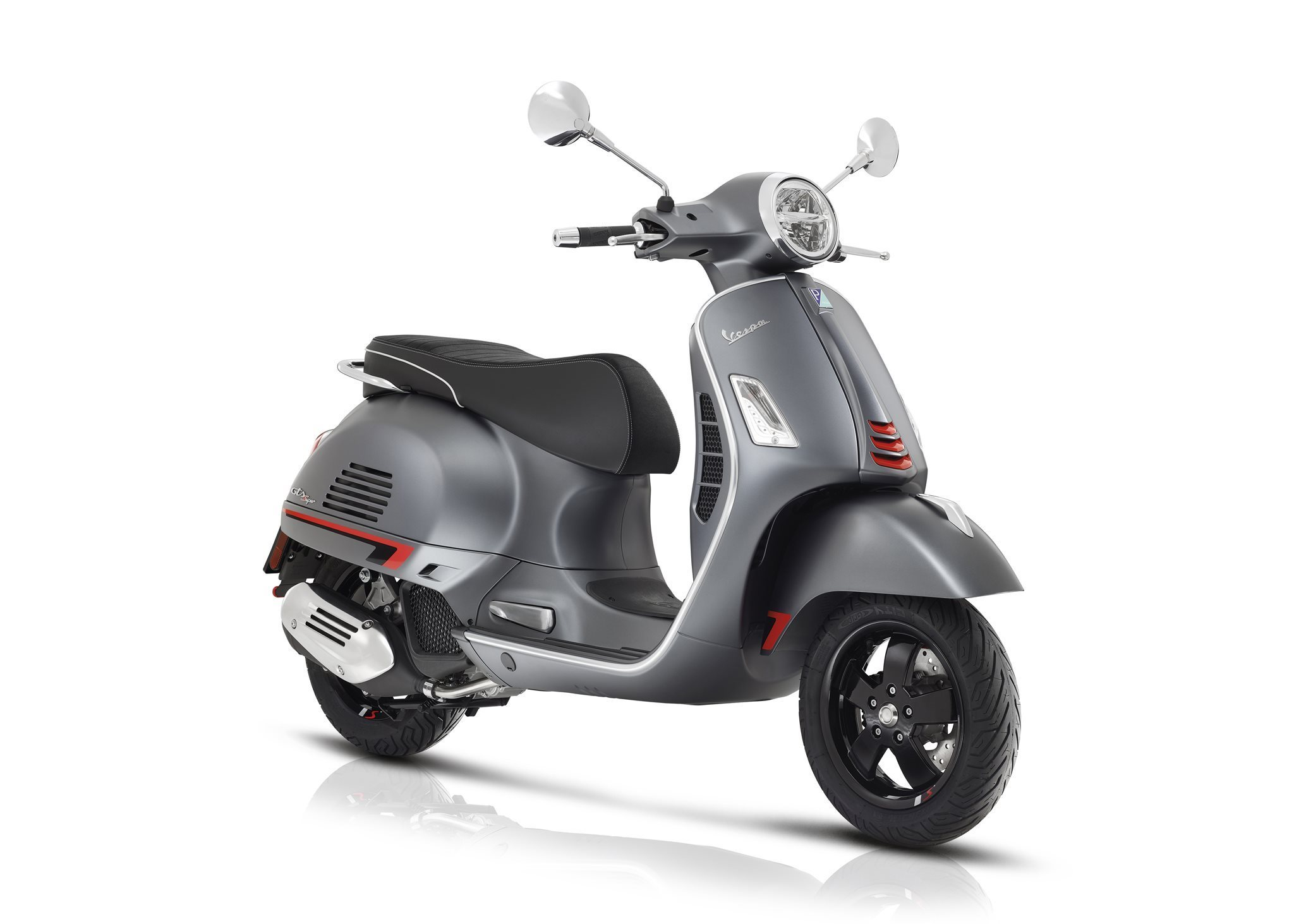 Vespa Gts 125 I E Super Sport All Technical Data Of The Model Gts 125 I E Super Sport From Vespa