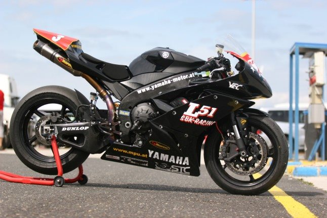 Yamaha R Racing Bodies