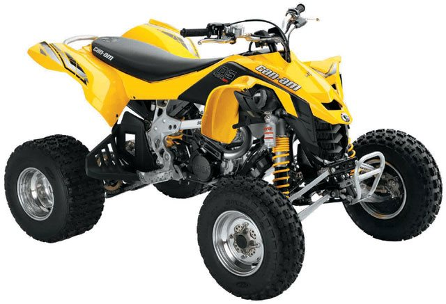 Can-Am DS 450 Foto
