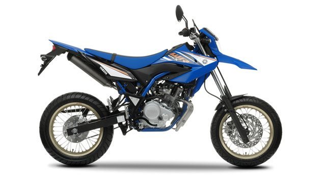 Gebrauchte und neue Yamaha WR 125 R Motorräder kaufen