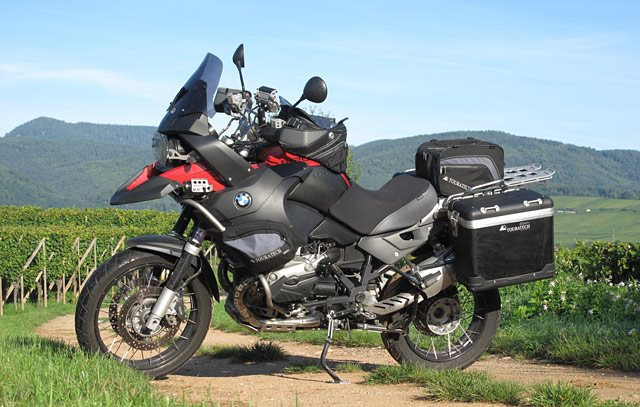 BMW R1200GS Touratech Foto