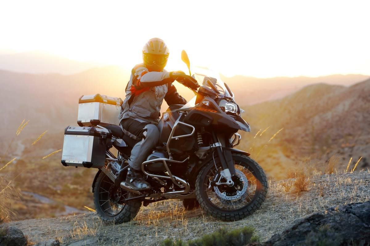 BMW R1200GS Adventure Foto