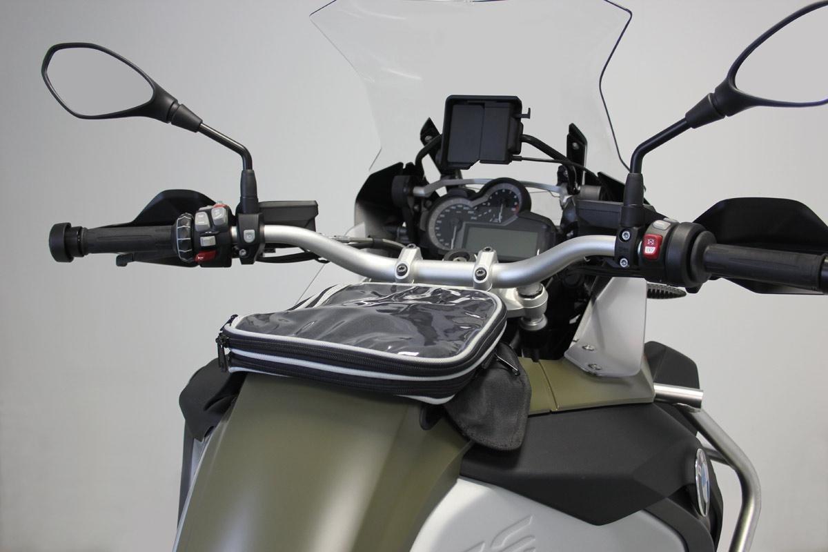 hornig tanktasche gs motorrad news. Black Bedroom Furniture Sets. Home Design Ideas