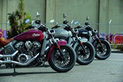 Indian Scout 2015 Bild