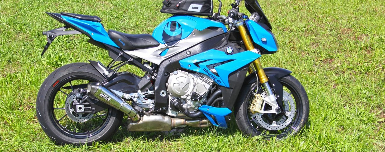 bmw s 1000 r naked bike tuning hornig motorrad news. Black Bedroom Furniture Sets. Home Design Ideas