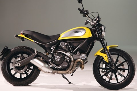 motorrad berichte f r ducati scrambler icon. Black Bedroom Furniture Sets. Home Design Ideas