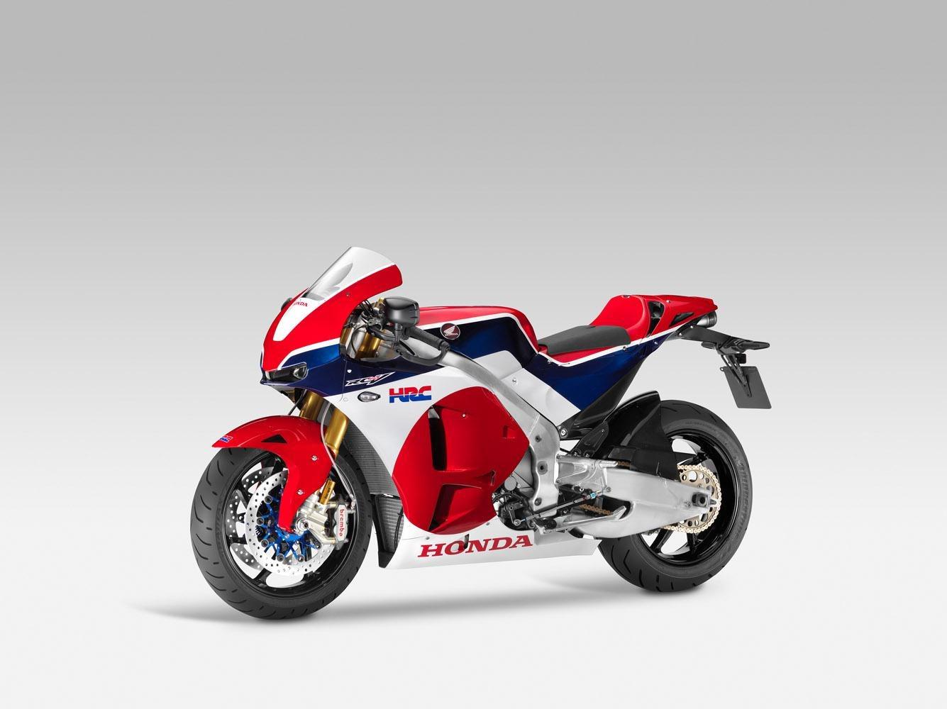 Honda RC213V-S - Informationen und bilder - Modellnews