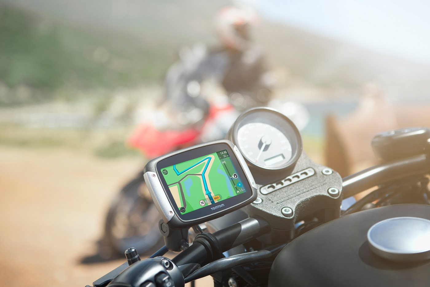 tomtom rider testen und gewinnen motorrad news. Black Bedroom Furniture Sets. Home Design Ideas