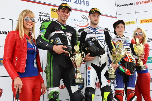 IDM Supersport Lausitzring 2./3. Mai 2015