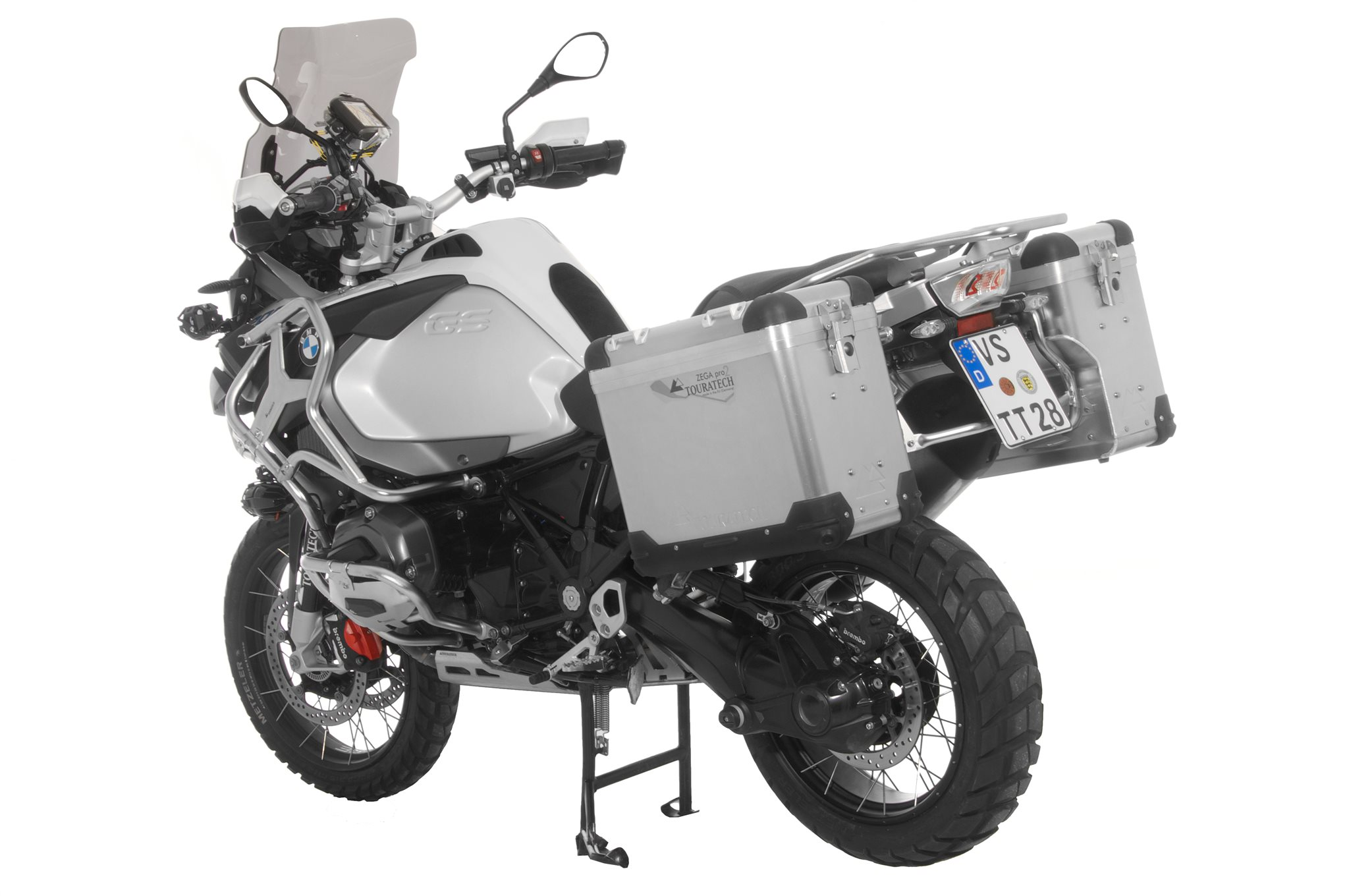 zega pro2 sondersystem f r die bmw r 1200 gs lc. Black Bedroom Furniture Sets. Home Design Ideas