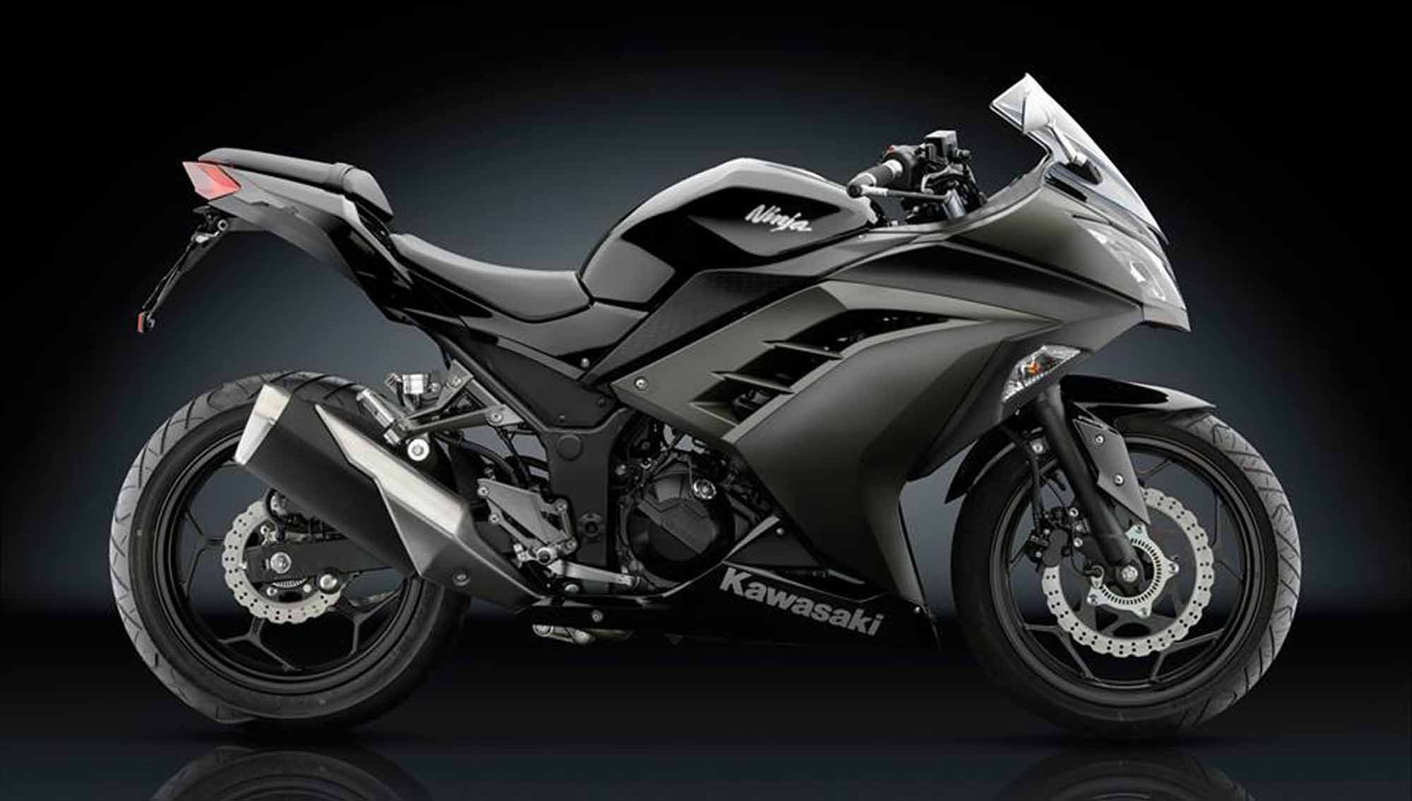 rizoma f r kawasaki ninja 300 motorrad news. Black Bedroom Furniture Sets. Home Design Ideas