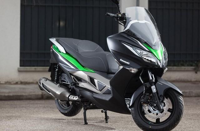 Kawasaki Skuter J
