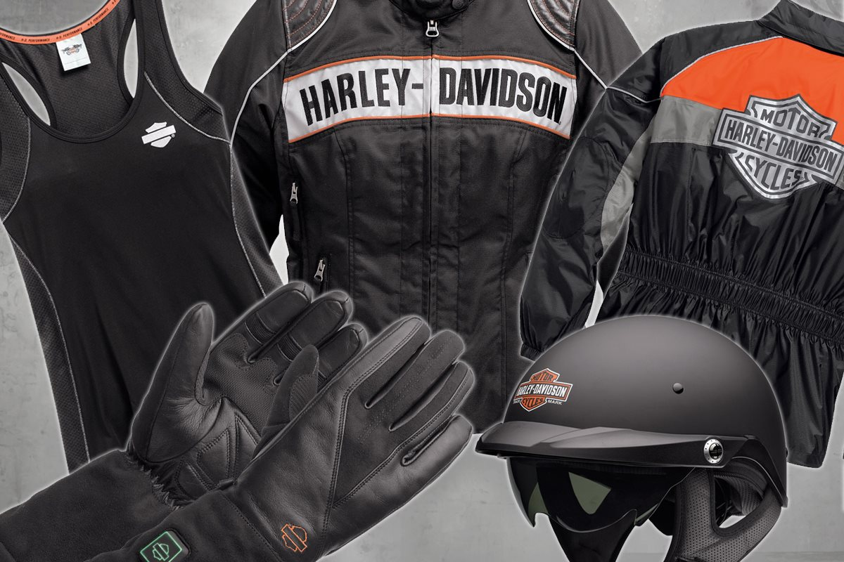 harley davidson bekleidung frauen m nner motorrad news. Black Bedroom Furniture Sets. Home Design Ideas