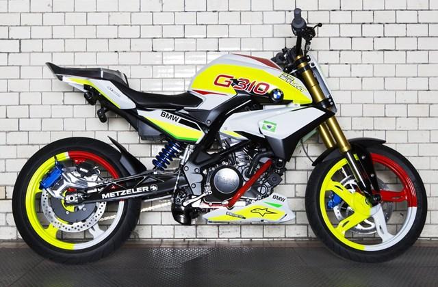 Yamaha M Balance Bike