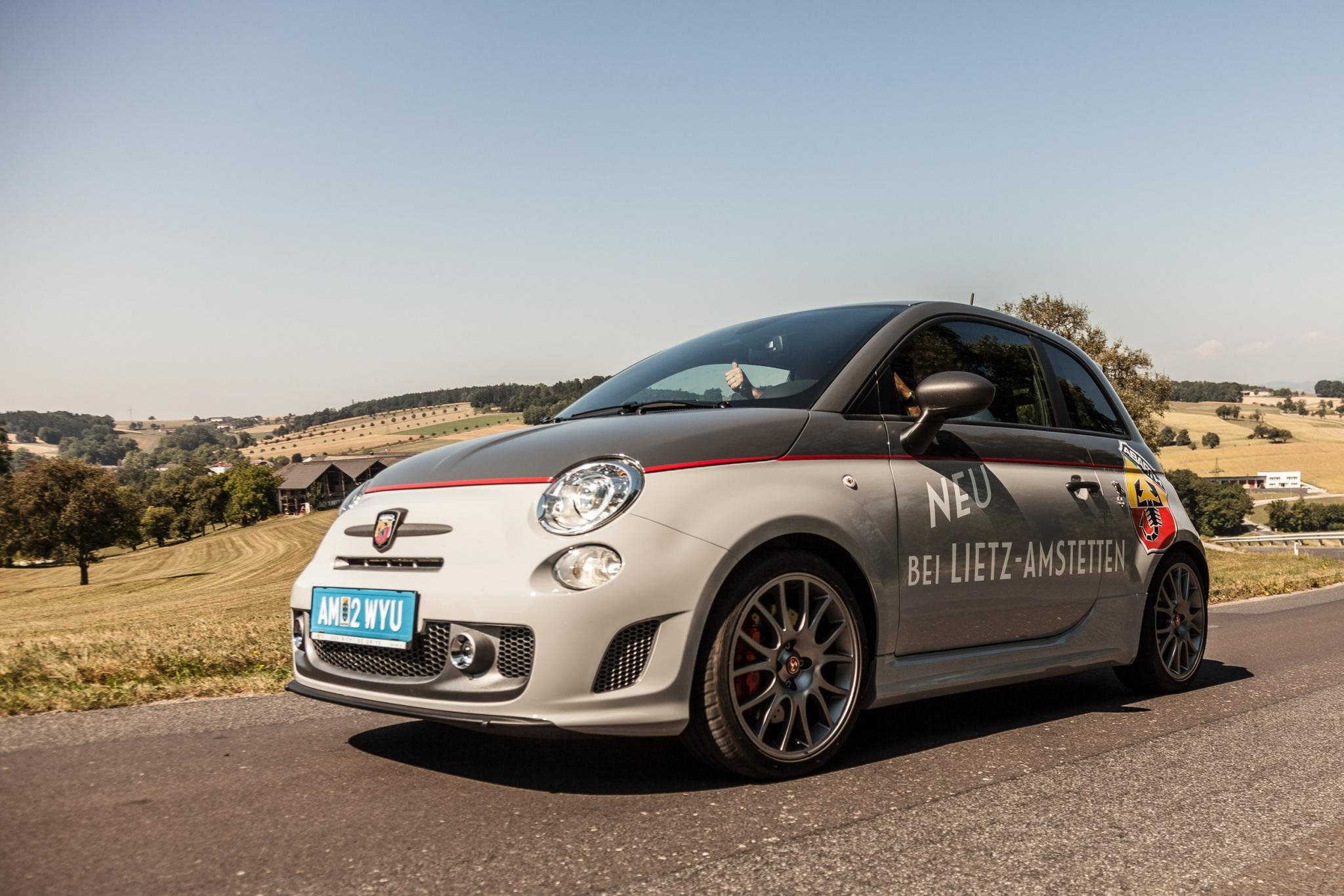 abarth 595 competizione test 2015 testbericht. Black Bedroom Furniture Sets. Home Design Ideas