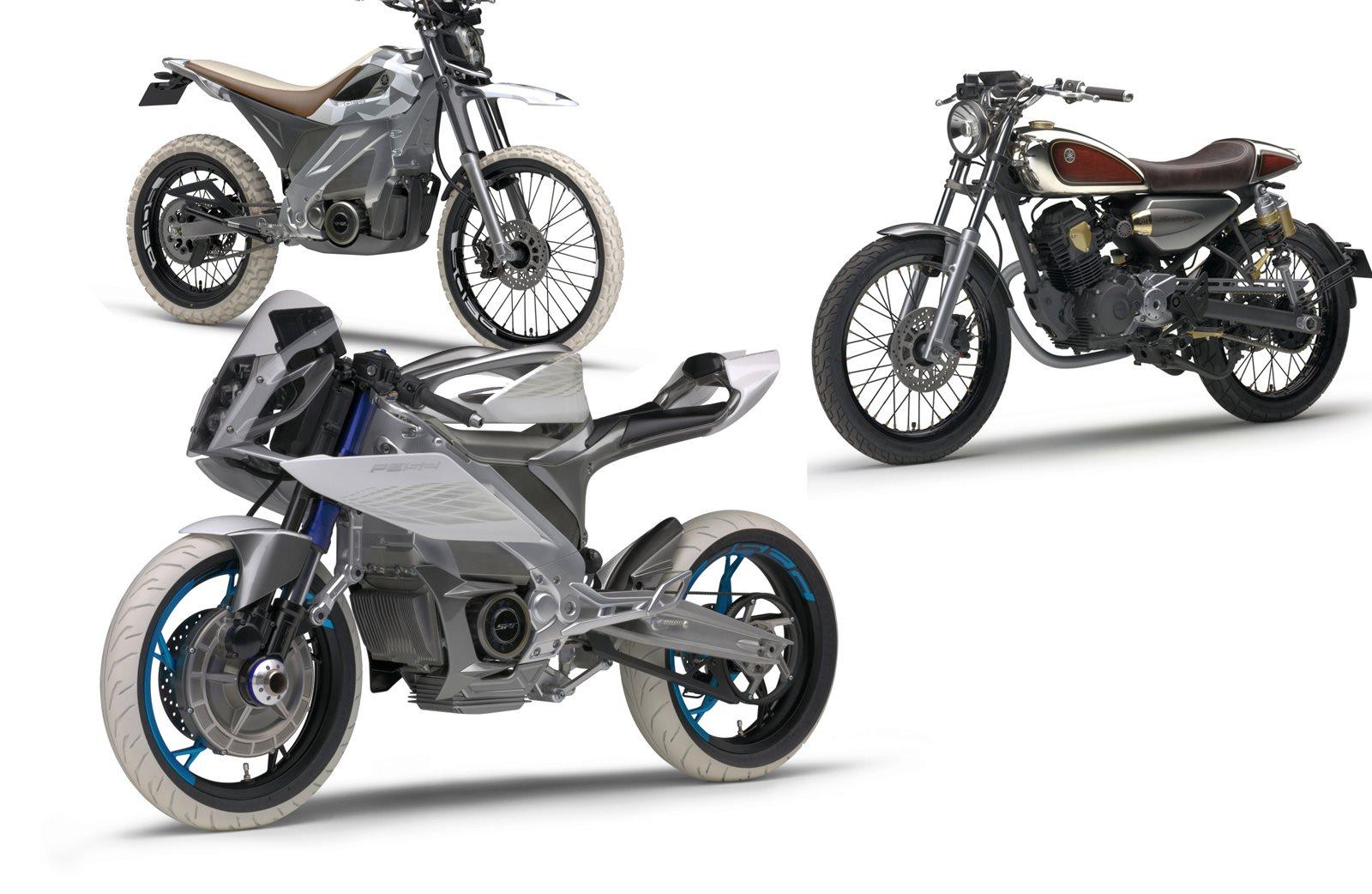 yamaha concept bike tokyo - photo #6