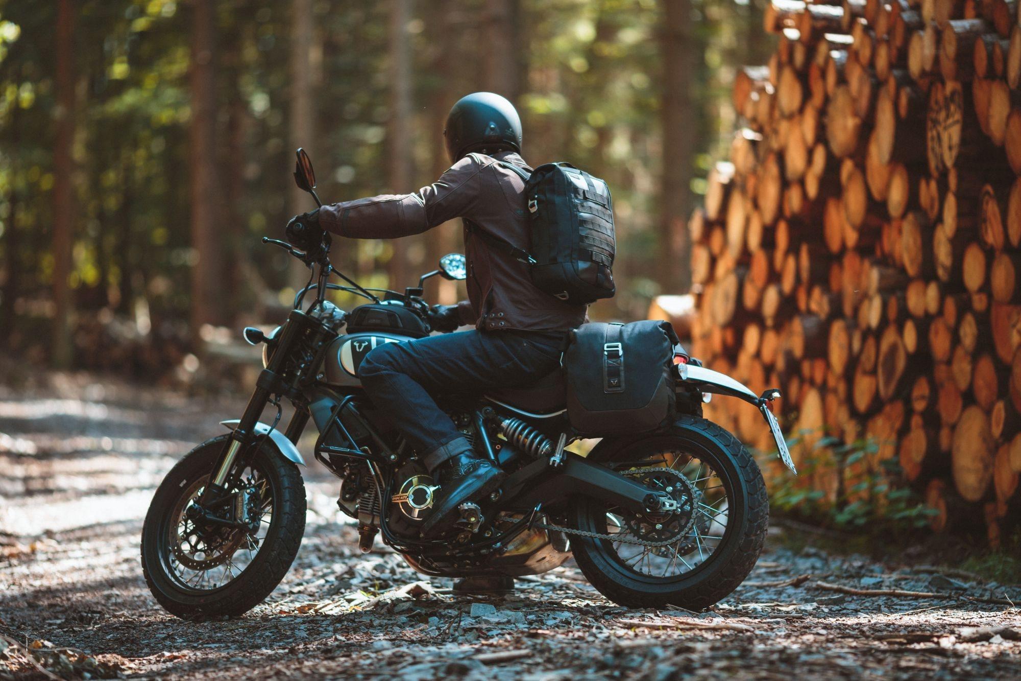 Ducati Scrambler Riding Gear