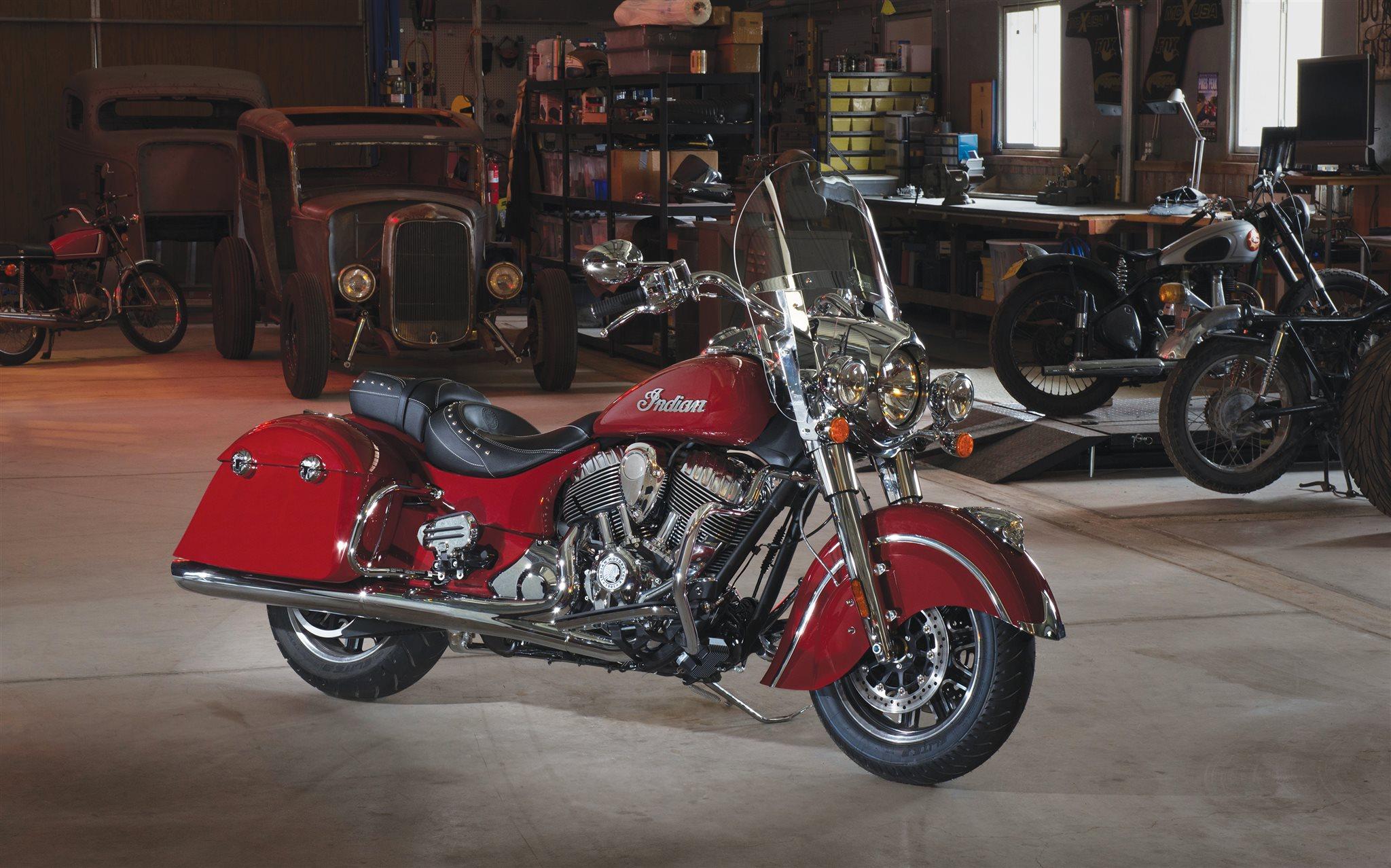 die neue indian springfield motorrad news. Black Bedroom Furniture Sets. Home Design Ideas