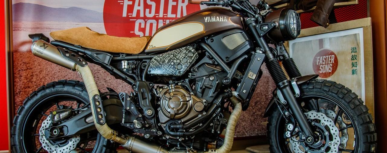 Yamaha dealer built 2016 motorrad news for Yamaha dealers in delaware