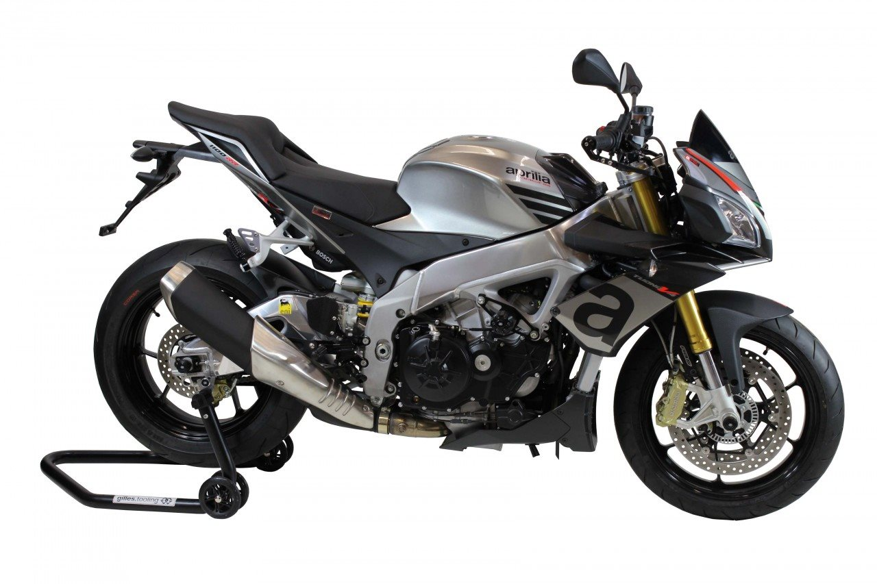 zubeh r f r aprilia tuono v4 1100 motorrad news. Black Bedroom Furniture Sets. Home Design Ideas