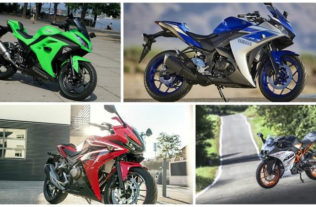 Motorrad News: A2-Supersportler für alle Preis- und