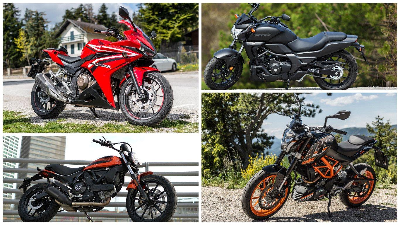 Einsteigerbikes Mit Abs Das Erste Motorrad Mit Abs Motorrad News