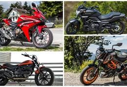 Motorräder für kleine Leute - Motorrad News