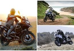 Die Top-Motorräder für grosse Leute - Motorrad News