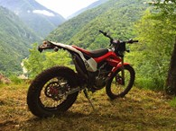 Montesa 4Ride - Trial oder Enduro?