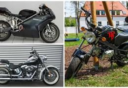 Die Top-Motorräder für große Leute - Motorrad News