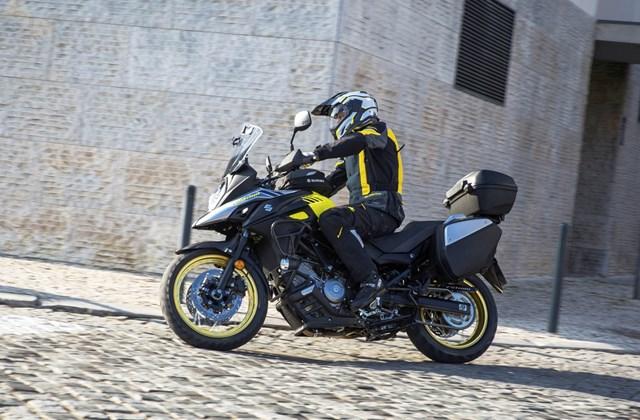 Suzuki V Strom Oem Seat