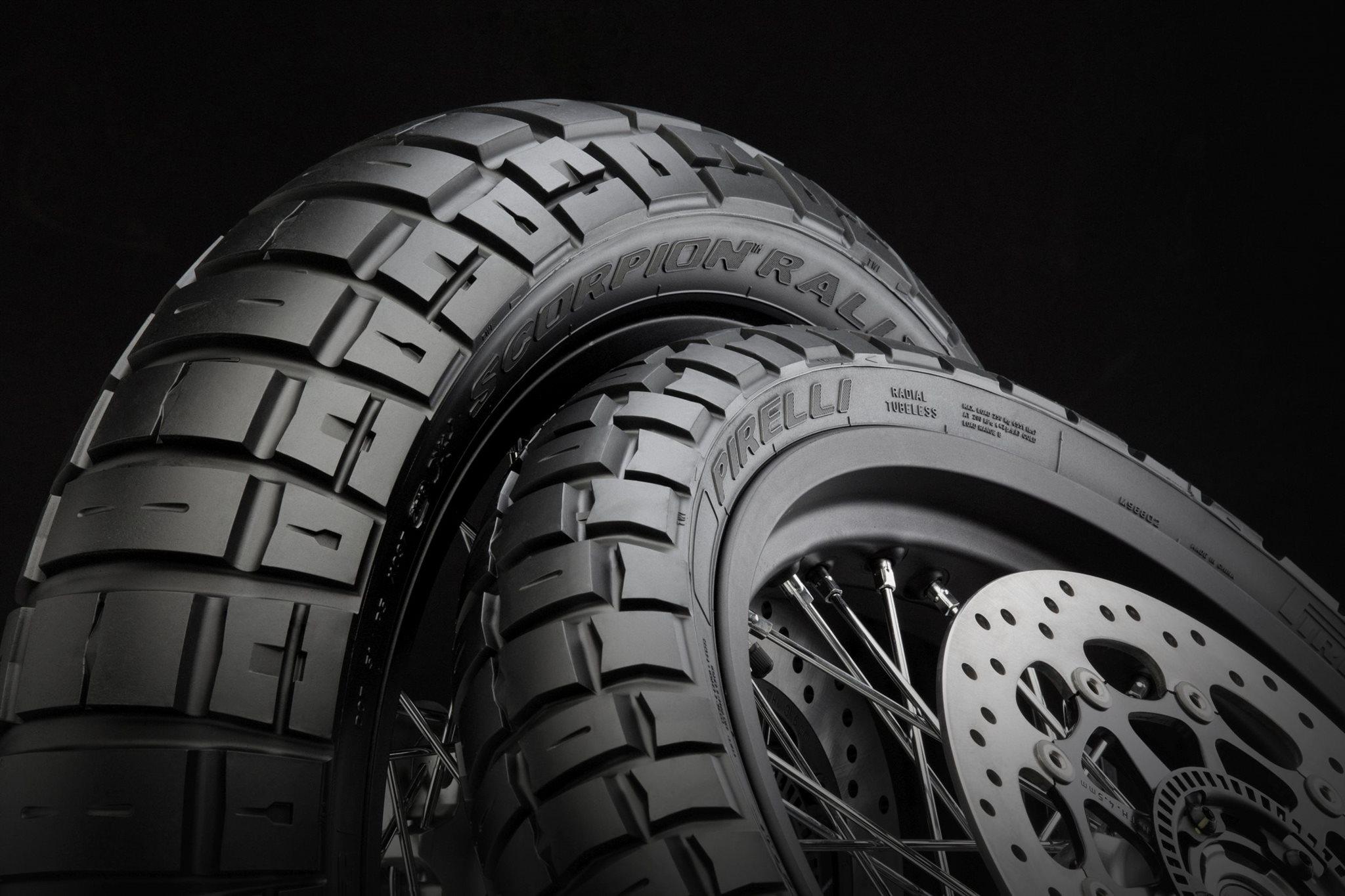 Ducati Multistrada Tires