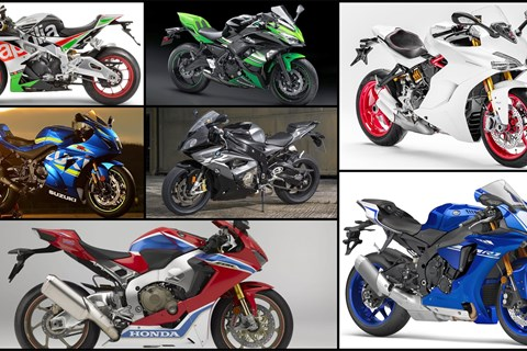 Supersport Neuheiten 2017