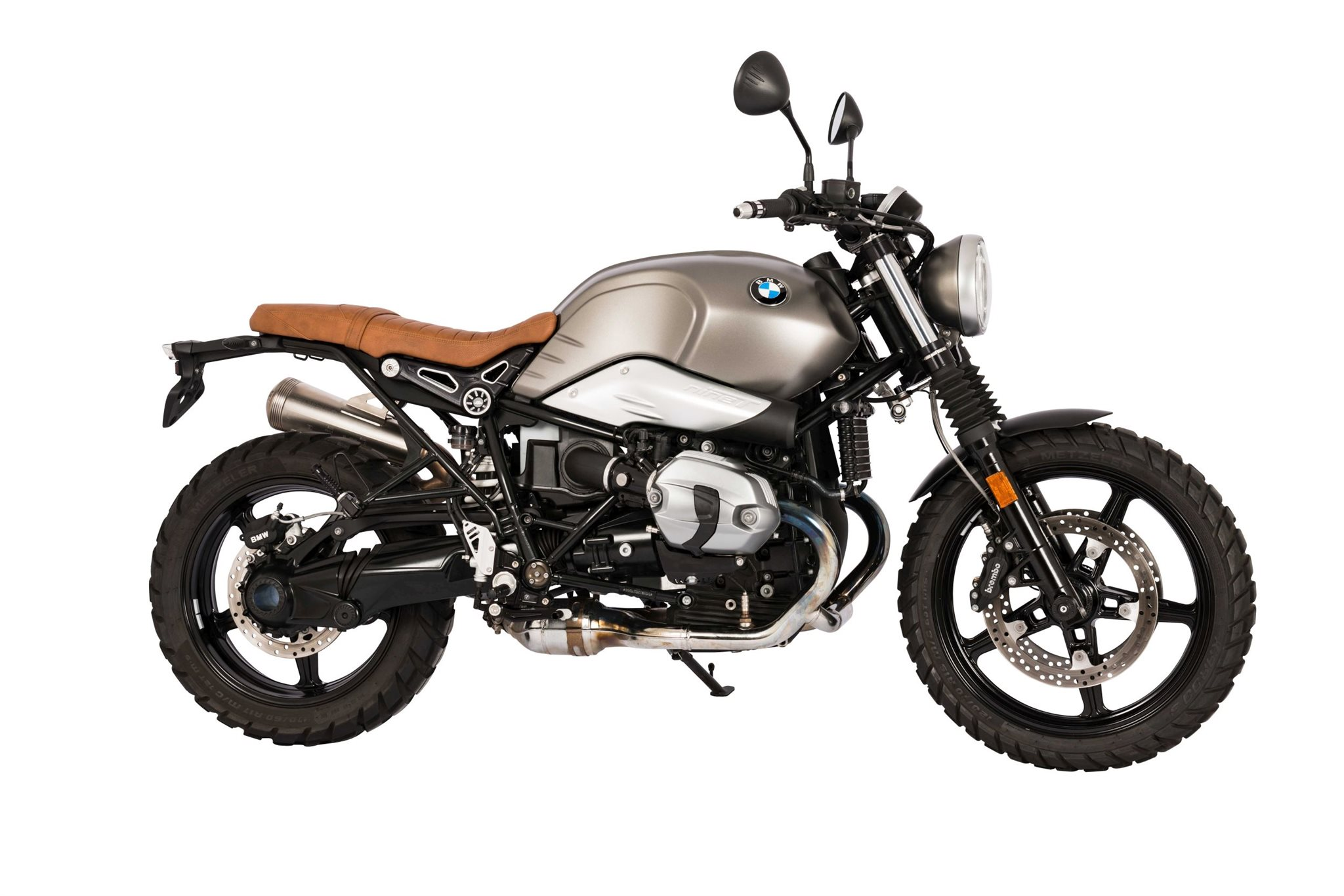 bmw r ninet scrambler zubeh r von bilder. Black Bedroom Furniture Sets. Home Design Ideas