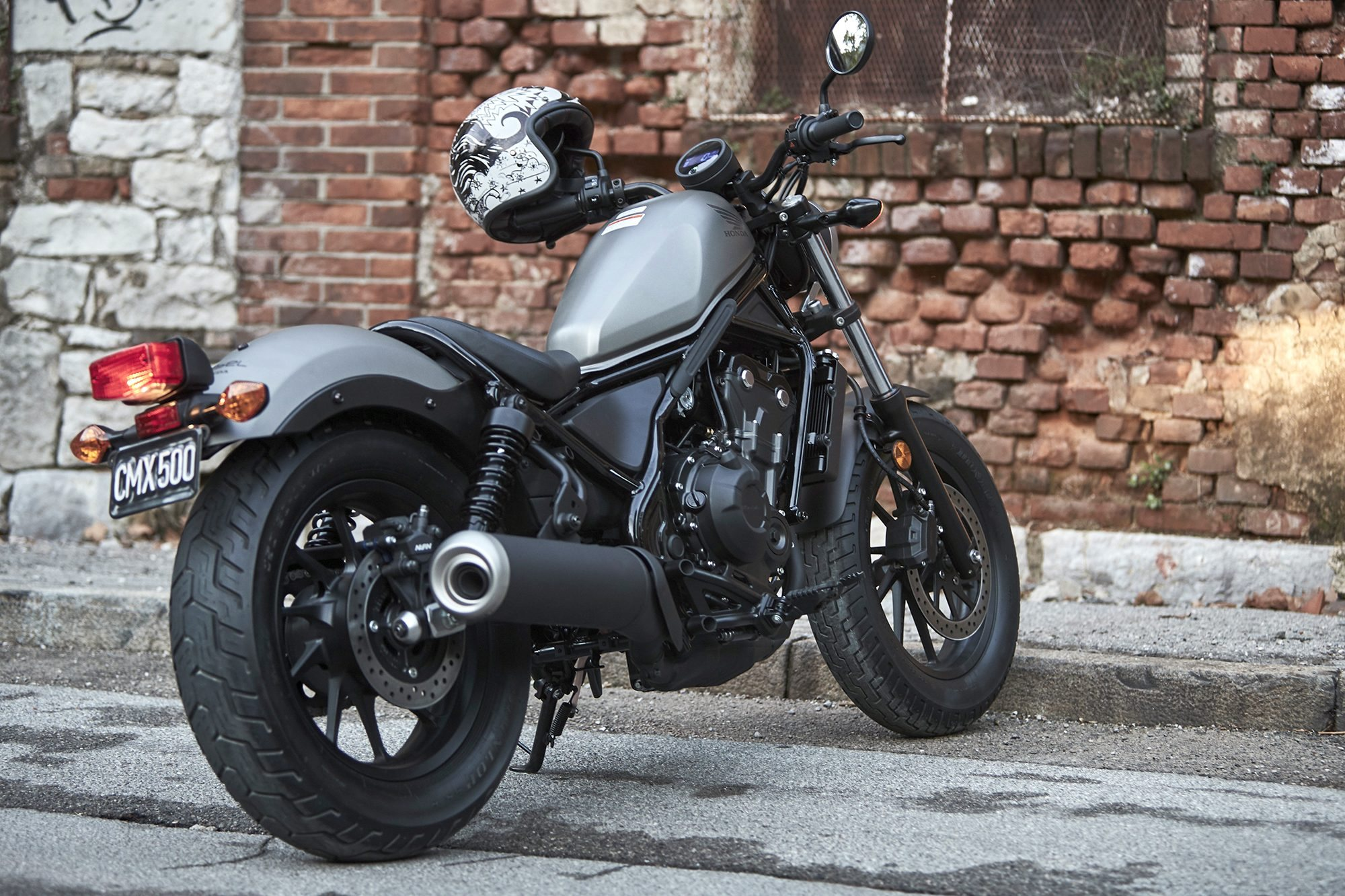 Honda Rebel 2017 Foto