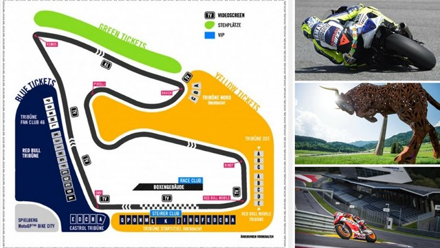 MotoGP Tickets Red Bull Ring 2017