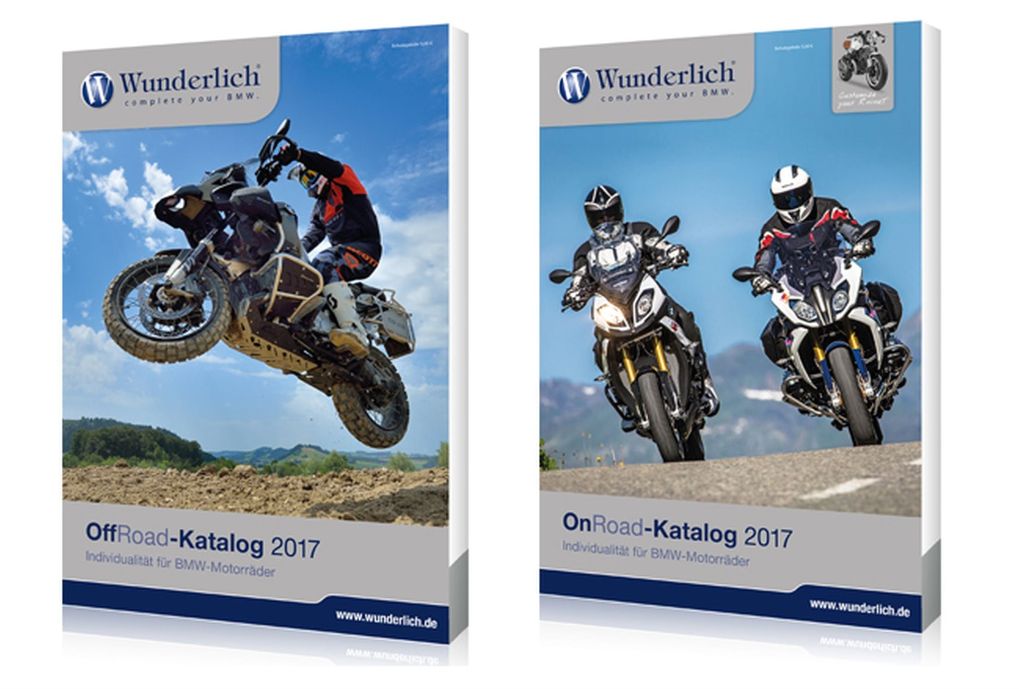 wunderlich katalog mit 1400 seiten bmw zubeh r motorrad news. Black Bedroom Furniture Sets. Home Design Ideas