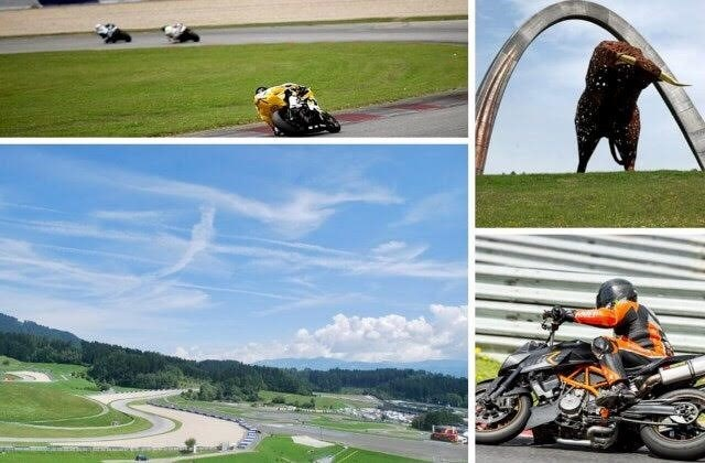 Bild: Trackday Red Bull Ring
