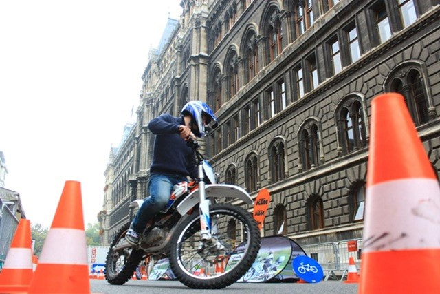 SAFEBIKE URBAN 2017 in Wien
