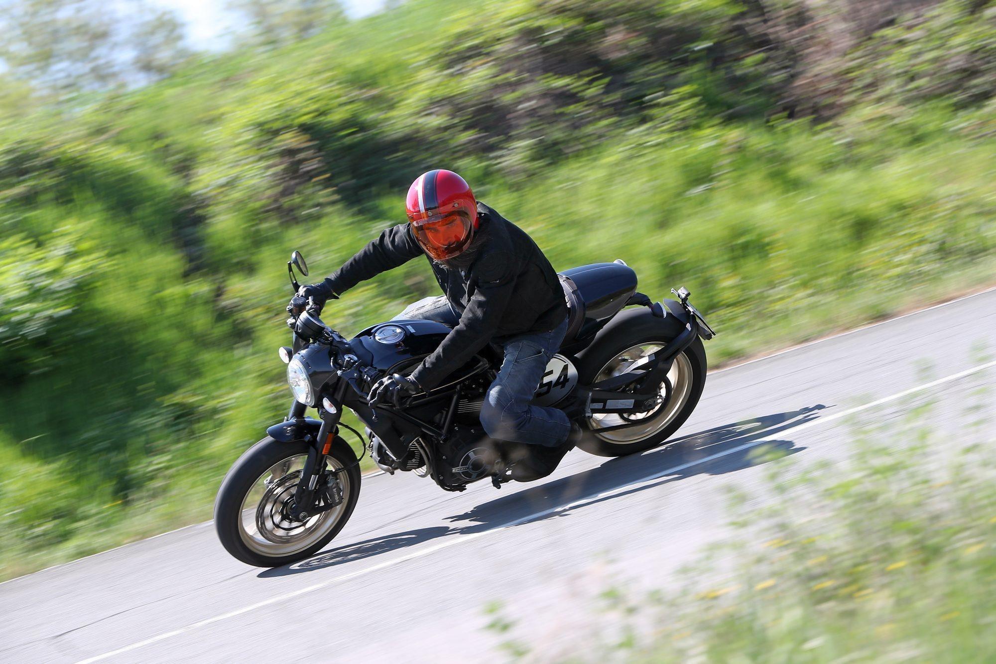 Ducati Scrambler Texas