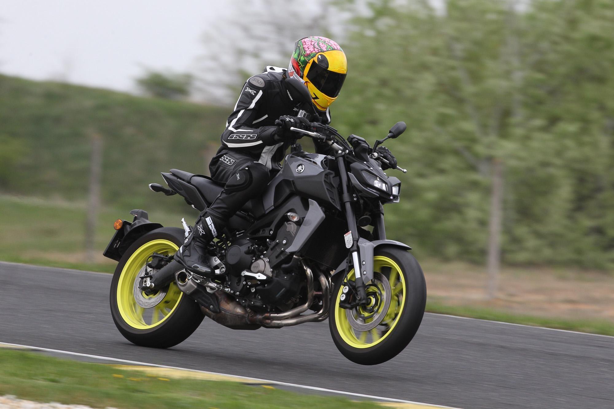 Kawasaki Z Teszt