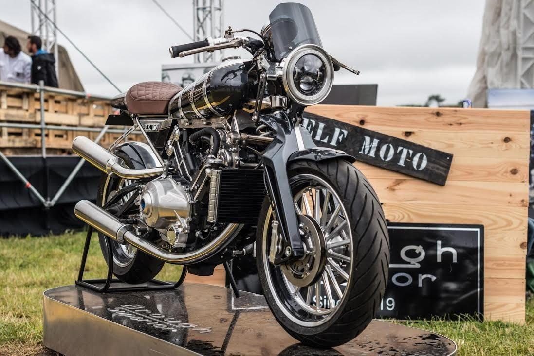 Motorrad Restaurieren