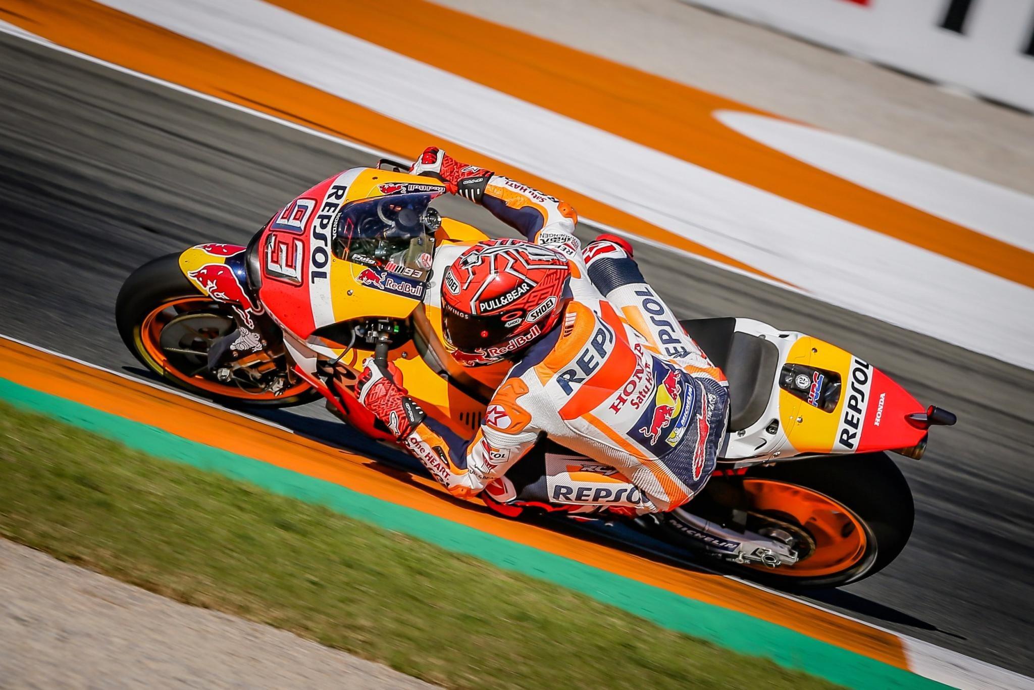 Marc Marquez ist MotoGP-Weltmeister 2017! - Motorrad Sport